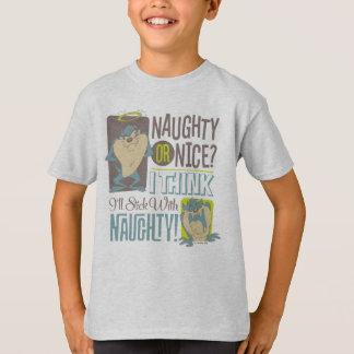 TAZ™- Naughty or Nice? T-Shirt