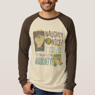 TAZ™- Naughty or Nice? T-Shirt