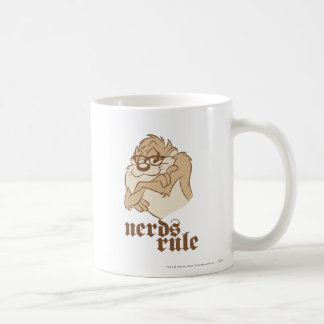 TAZ™ - Nerds Rule Coffee Mug