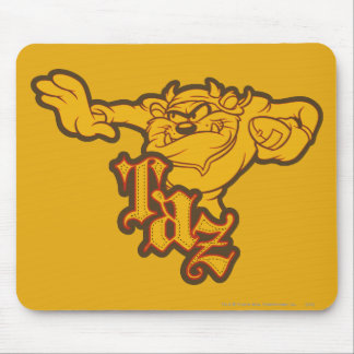 TAZ™ One Arm Stuff Mouse Pad
