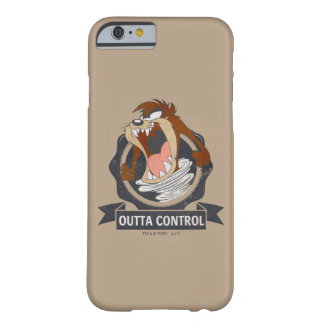 TAZ™ Outta Control Barely There iPhone 6 Case