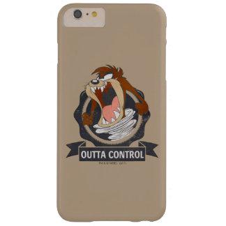 TAZ™ Outta Control Barely There iPhone 6 Plus Case