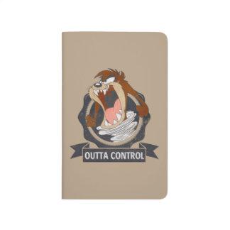 TAZ™ Outta Control Journal