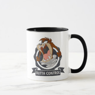 TAZ™ Outta Control Mug