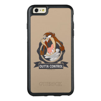 TAZ™ Outta Control OtterBox iPhone 6/6s Plus Case