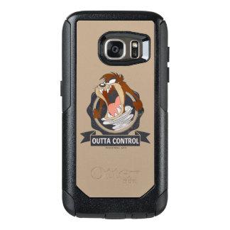 TAZ™ Outta Control OtterBox Samsung Galaxy S7 Case