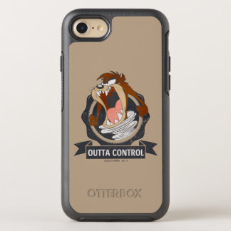 TAZ™ Outta Control OtterBox Symmetry iPhone 8/7 Case