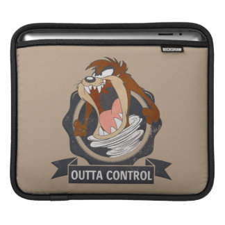 TAZ™ Outta Control Sleeves For iPads