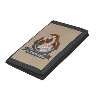 TAZ™ Outta Control Trifold Wallets