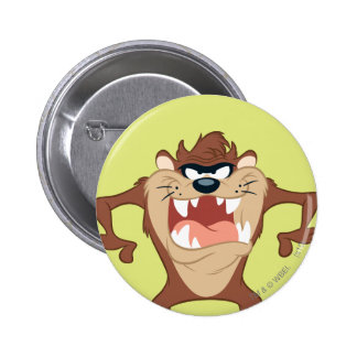 TAZ™ posing 14 2 Inch Round Button