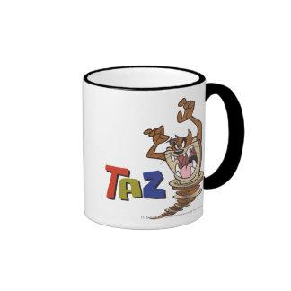 TAZ™ sauvage Mug Ringer