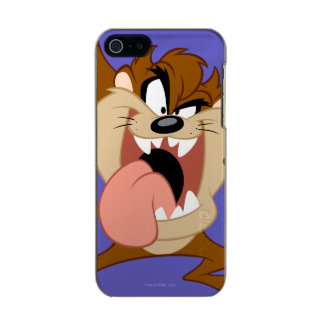 TAZ™ | Sticking His Tongue Out Incipio Feather® Shine iPhone 5 Case
