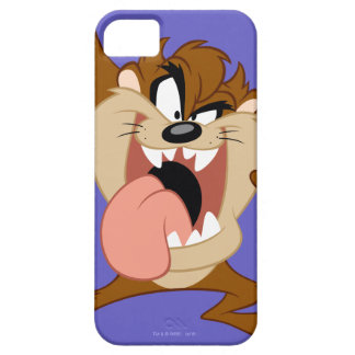 TAZ™ | Sticking His Tongue Out iPhone 5 Cases