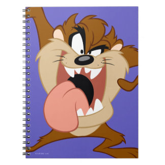 TAZ™ | Sticking His Tongue Out Notebooks