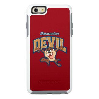 TAZ™ Tasmanian Devil Patch OtterBox iPhone 6/6s Plus Case