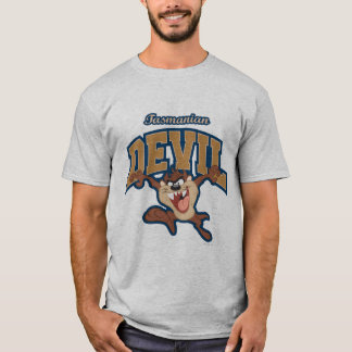 TAZ™ Tasmanian Devil Patch T-Shirt