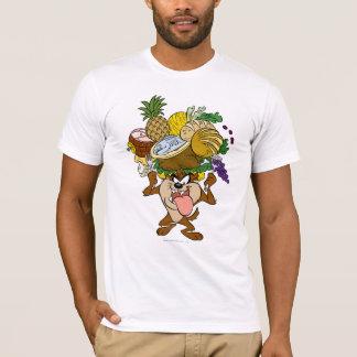 TAZ™ Thanksgiving Feast B/W 2 T-Shirt