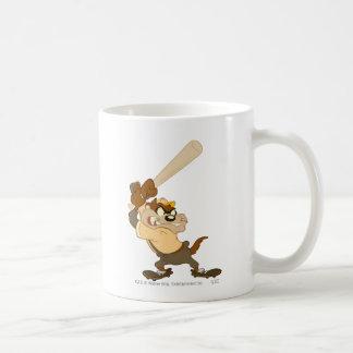 TAZ™ The Home-Run Slugger Classic White Coffee Mug
