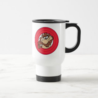TAZ™ Through LOONEY TUNES™ Circles Travel Mug