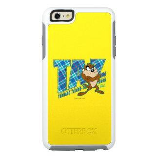 TAZ™ Tornado Terror Plaid OtterBox iPhone 6/6s Plus Case