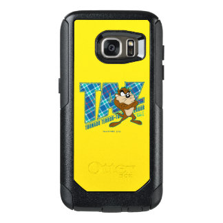 TAZ™ Tornado Terror Plaid OtterBox Samsung Galaxy S7 Case