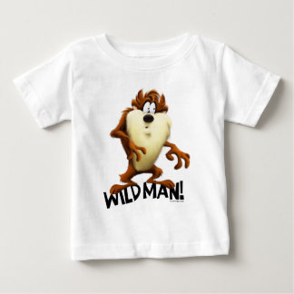 TAZ™- Wild Man Baby T-Shirt