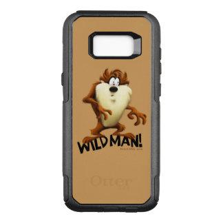 TAZ™- Wild Man OtterBox Commuter Samsung Galaxy S8+ Case
