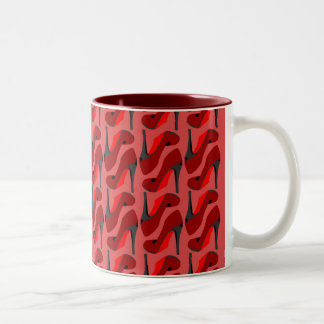 tazazapatos Two-Tone coffee mug