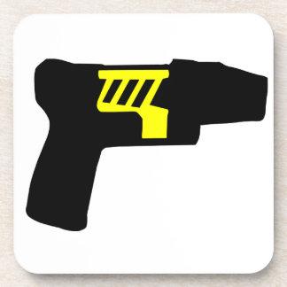 Tazer Gun Coasters
