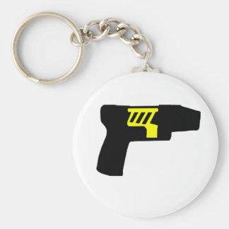 Tazer Gun Keychain