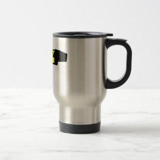 Tazer Gun Mug