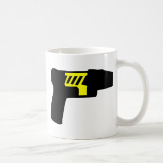 Tazer Gun Coffee Mugs