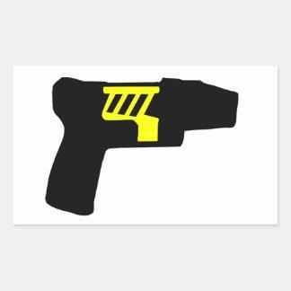 Tazer Gun Sticker