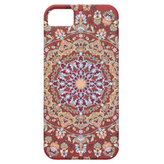 Tazhib of the Persian art with red bottom sends it iPhone 5 Covers