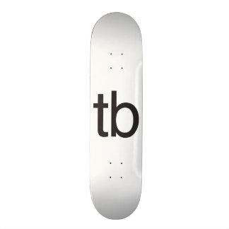 tb.ai skateboard deck