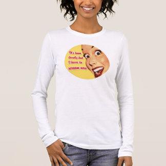TBA ~ Anti-Valentine's Day Shirt Retro Housewife