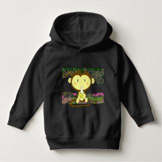 TBA AWARD Winner-Living Green Monkey Gone Bananas Hoodie