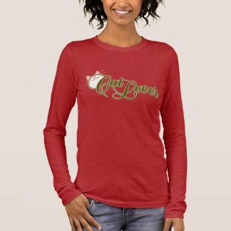 {TBA} Cat Lover3 Tee-Shirt Long Sleeve T-Shirt