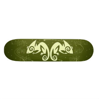 TBA Double Lizard Enjoy the Ride Skateboard