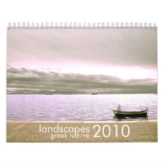 (TBA) greece Wall Calendars