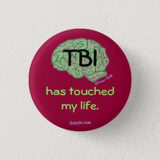 TBI awareness button