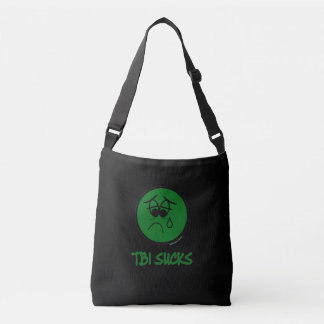 TBI Sucks Crossbody Bag