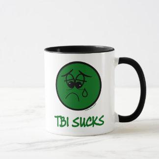 TBI SUCKS MUG
