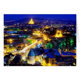 Tbilisi Card