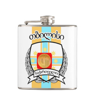 Tbilisi Hip Flask