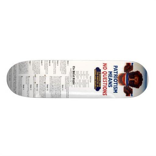 tbor, 212pSilence, tbor Skate Decks