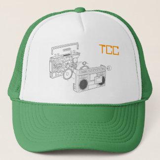 TCC Boombox Trucker Trucker Hat
