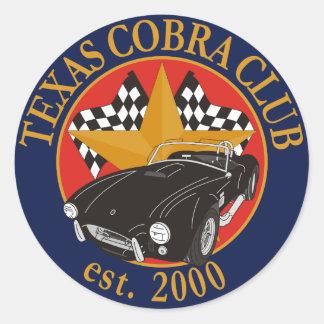 TCC Logo Sticker