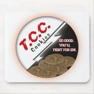 TCC Round Logo Mousepad