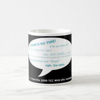 TCC Web Redesign Mug